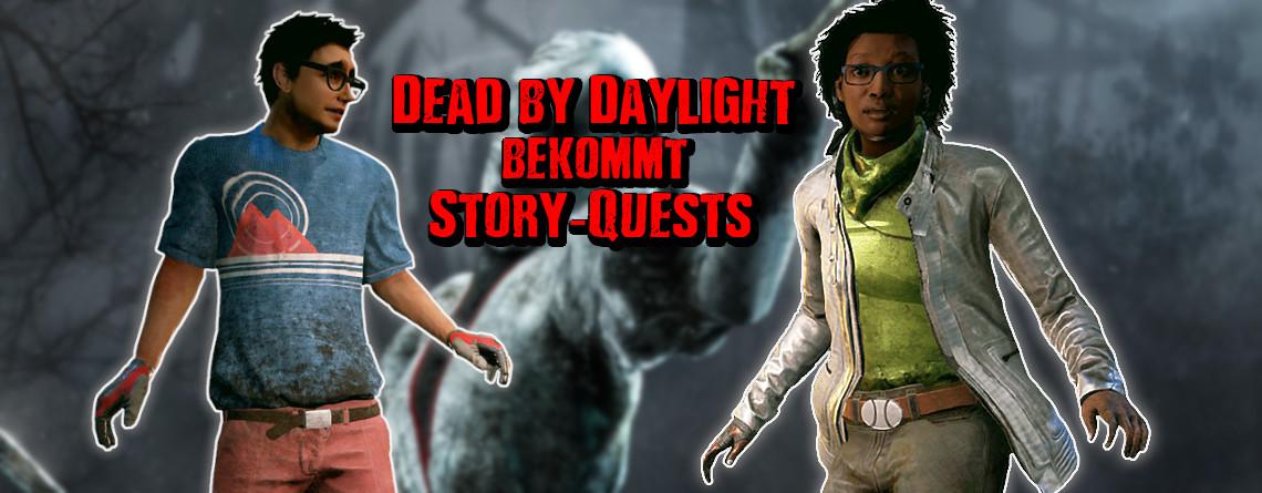 Dead by Daylight bekommt Quests und freischaltbare Story