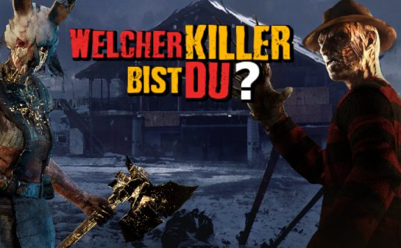 Dead by Daylight welcher killer bist du title 1140×445
