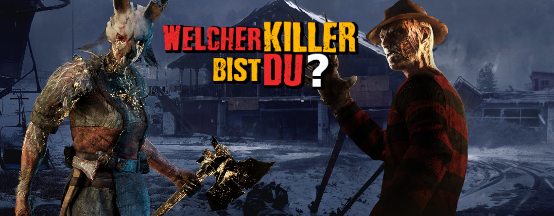 Dead by Daylight Quiz: Welcher Killer bist du?
