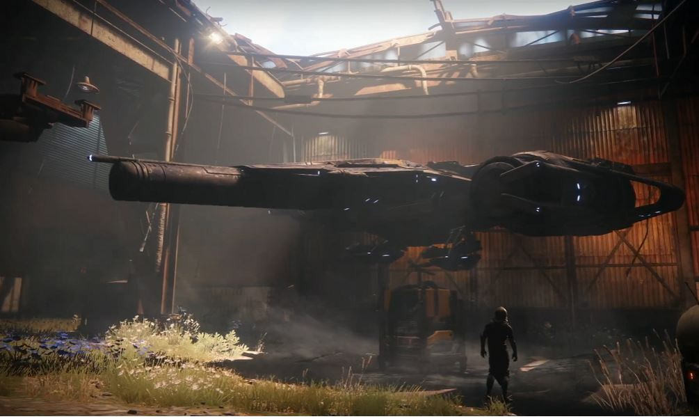 Destiny-2-Anfang