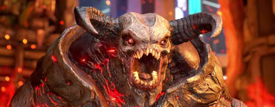 DOOM Eternal zeigt auf der E3 heftiges Gameplay, Multiplayer und Release-Datum