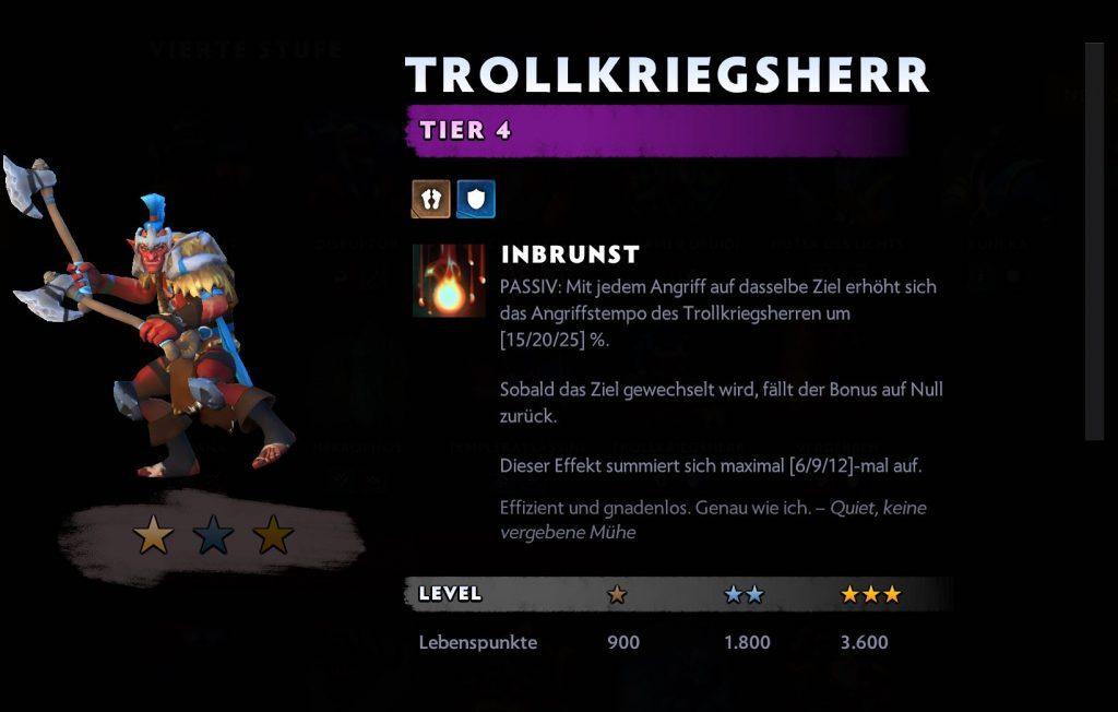 Dota-Trollkriegsherr