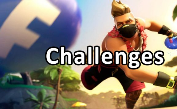 FN Days of Summer Challenges Titel