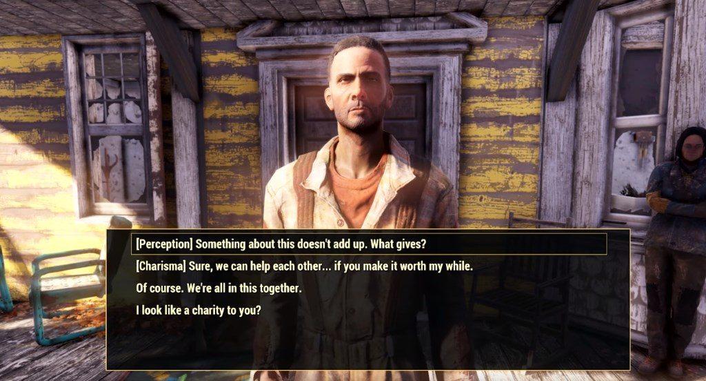 Fallout 76 Screenshot Wastelanders