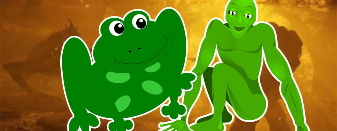 Lieblings Fallout 76 leidet unter einem Problem: Frosch-Mutanten mit @BR_48
