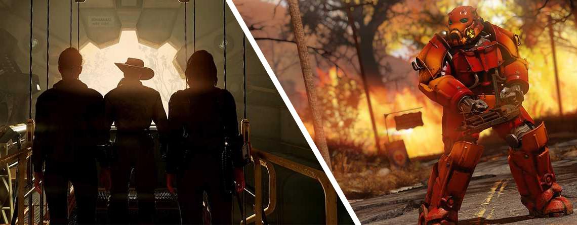 Fallout 76 ist gerade kostenlos – Lohnt sich der Battle-Royale-Modus?