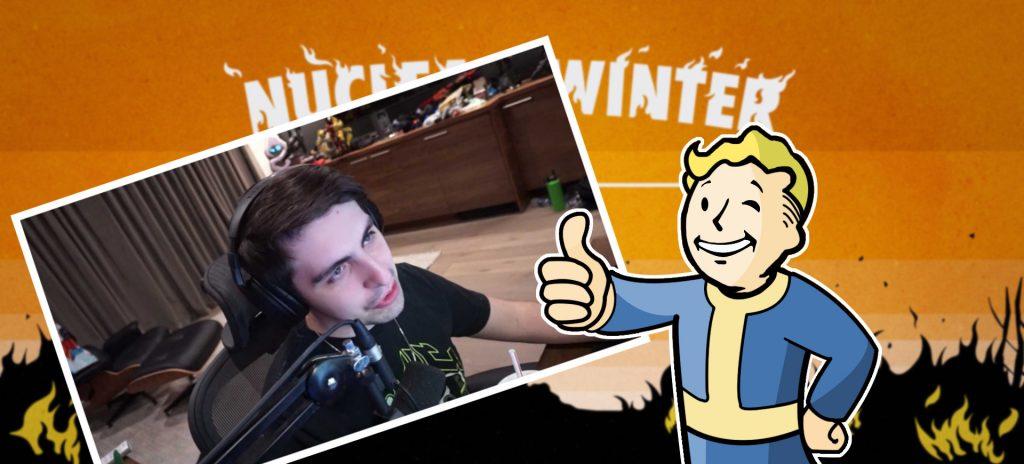Fallout 76 Nuclear Winter Shroud findet das Spiel super Titel