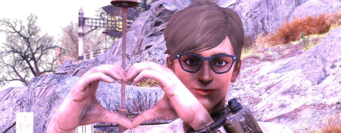 Spielerin in Fallout 76 zeigt, wie freundlich sein wirklich funktioniert