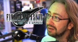 Final Fantasy VII Remake YouTuber Cry
