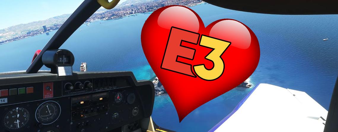 Wenigstens eine Community ist nach der Microsoft-PK auf der E3 im 7. Himmel