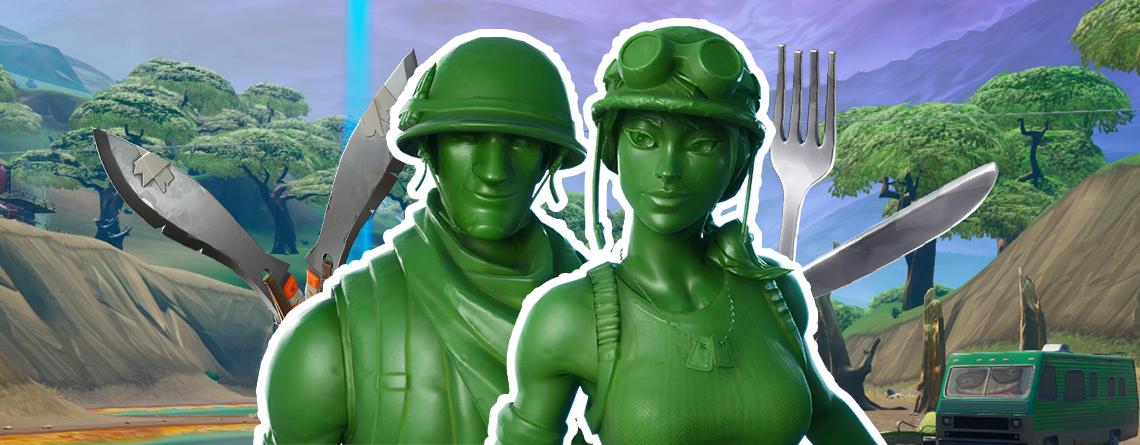Fortnite Leaked Skins – Diese Outfits waren bislang noch nicht im Shop