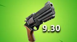 Fortnite Patch 9.30 Titel Revolver