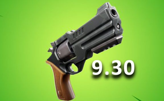 Fortnite Patch 9.30 Titel Revolver