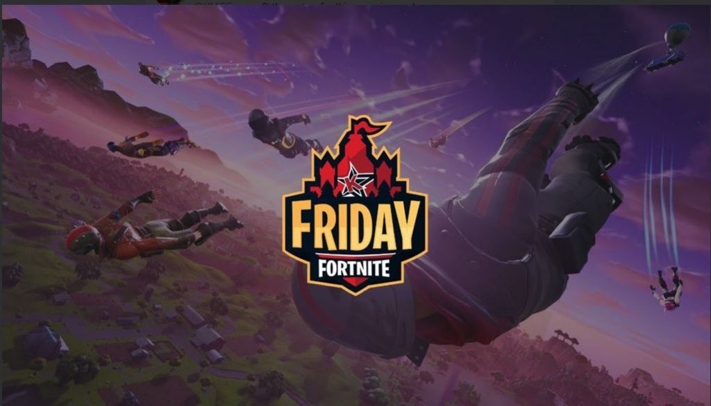 Friday-Fortnite