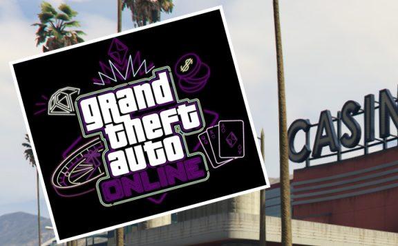GTA Online Casino Opening Titel