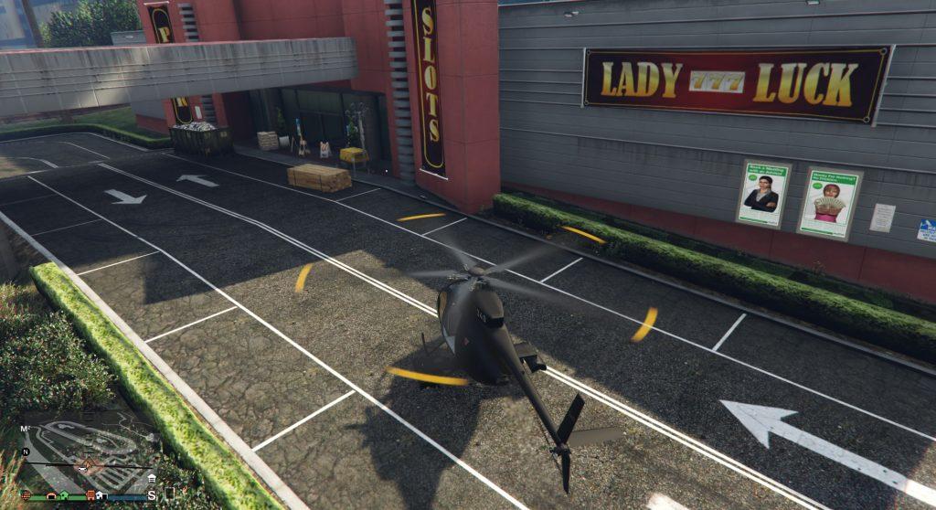 GTA Online Casino Umbau
