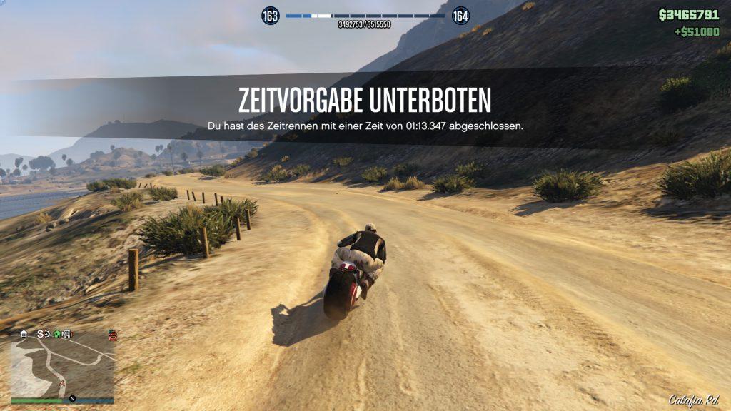GTA Online Raton Canyon