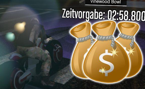 GTA Online Vinewood Bowl Rennen Titel