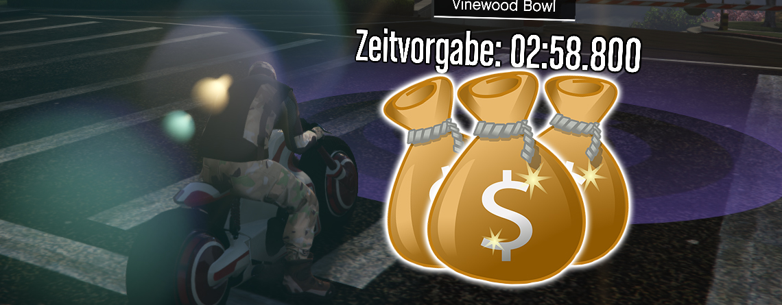 Holt euch jetzt 52.000 Dollar in 3 Minuten bei GTA Online