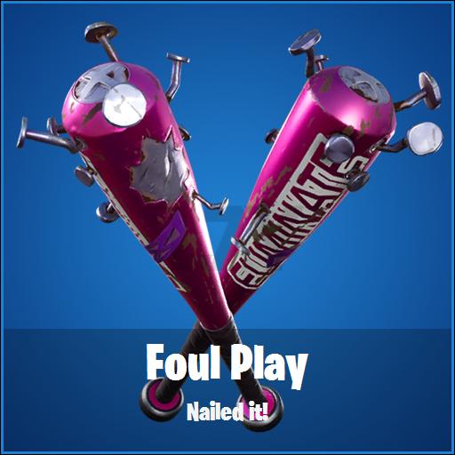 FN Skin Leak Foul Play