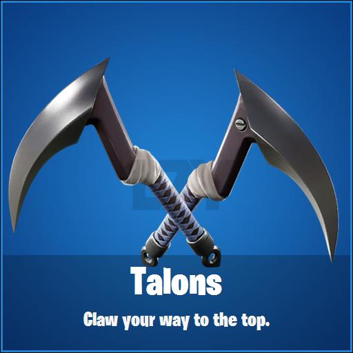 FN Skin Leak Talons