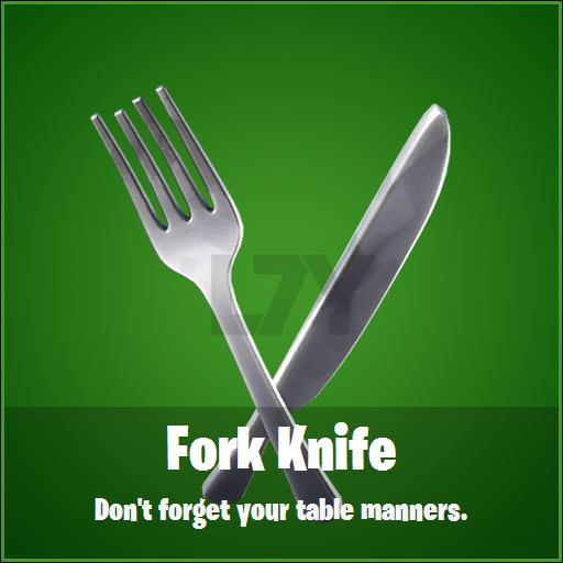 FN Skin Leak Fork Knife
