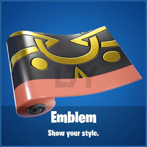 FN Skin Leak Emblem