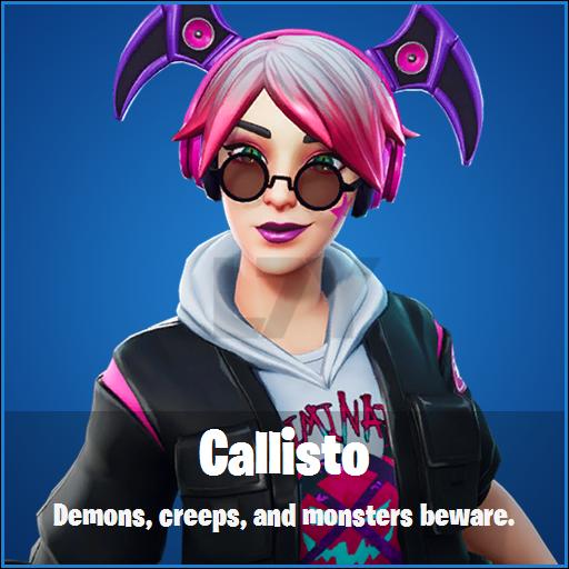FN Skin Leak Callisto