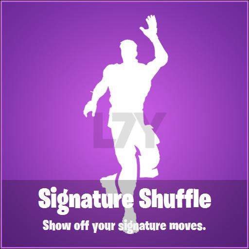 FN Skin Leak Signature Shuffle