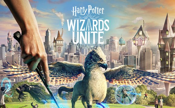 Harry Potter Wizards Unite Titel