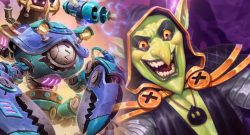 Hearthstone Dr Bumm Snip Snap title 1140×445