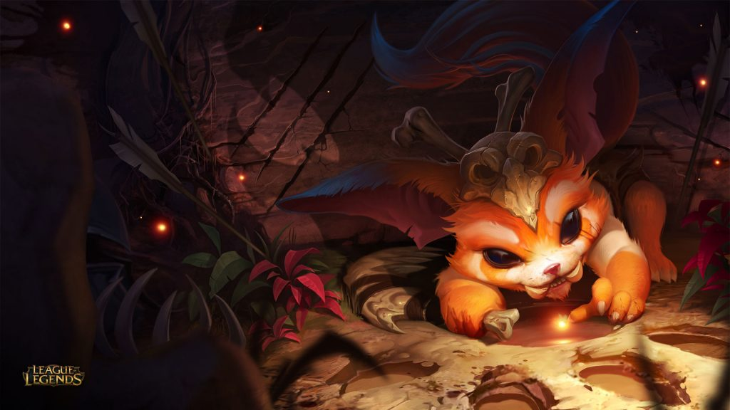 League of Legends Gnar