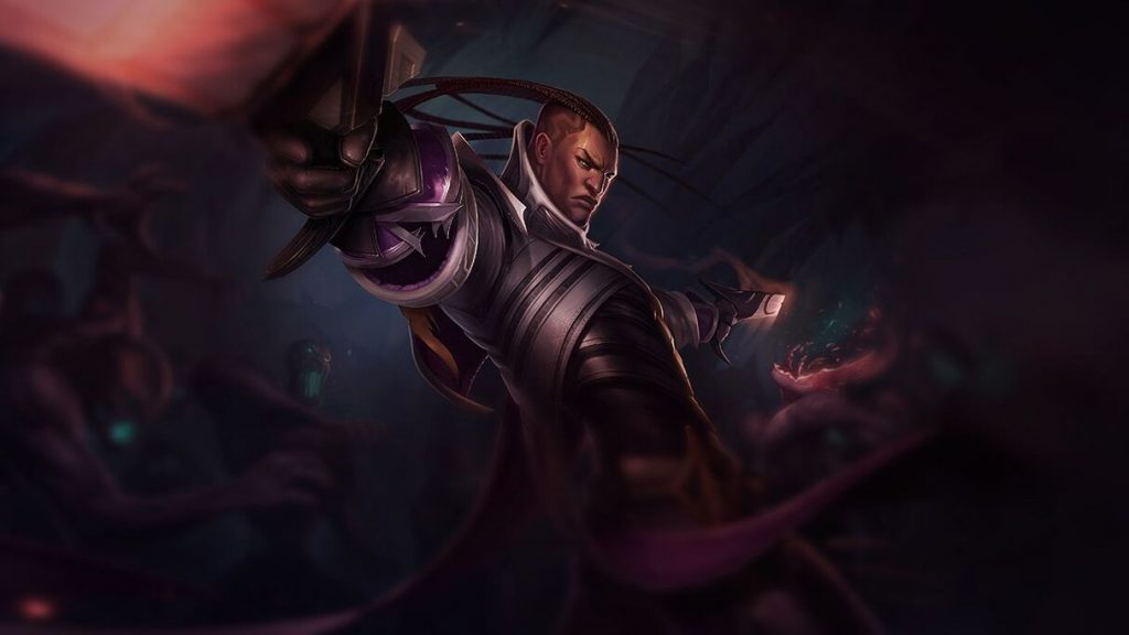 League of Legends Lucian