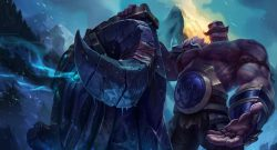 League of Legends lol Braum