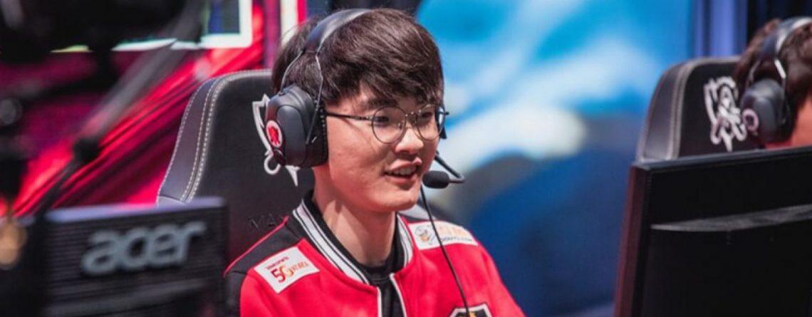 League of Legends: Faker wird als erstem LoL-Spieler schräge Ehre zuteil