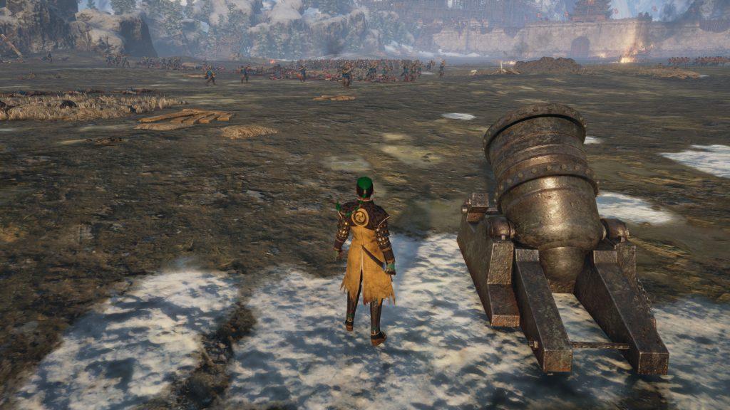 conqueror's blade belagerungswaffe mortar