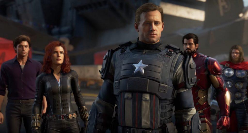 Marvel's Avengers Gruppe
