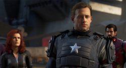 Marvel's Avengers Gruppe Titel