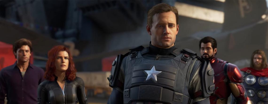 Marvel's Avengers zeigt 19 Minuten Gameplay – Demo der ganzen 1. Mission