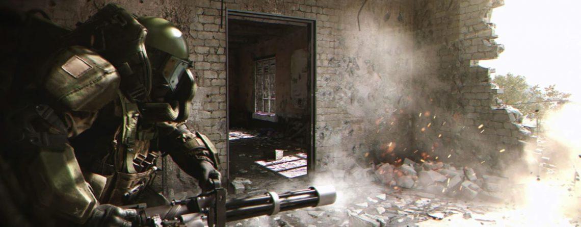 Call of Duty: Modern Warfare noch in Pre-Alpha – Aussage verunsichert Spieler