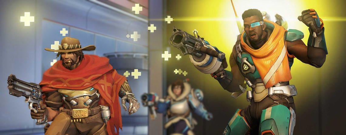 Mit diesen beiden Helden heizt Ihr jedem Team in Overwatch gerade ein