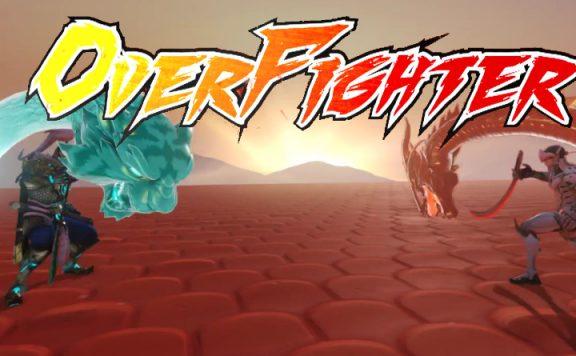 Overwatch Overfighter title 1140×445