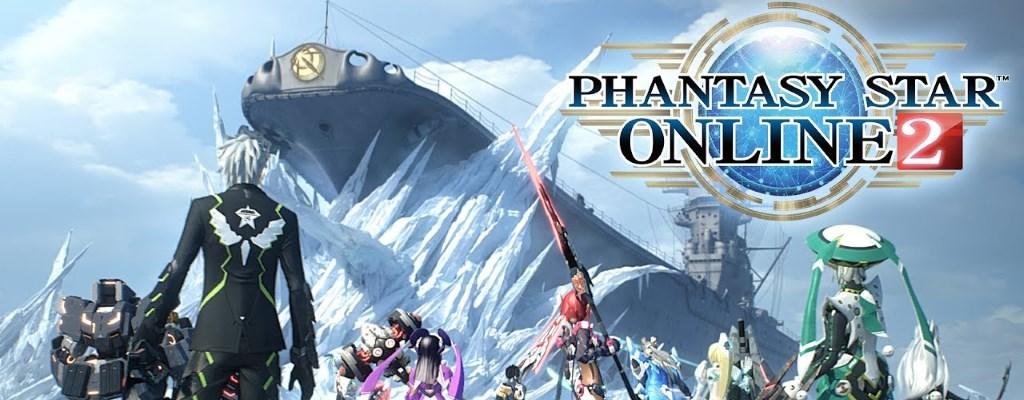 Klingt so, als kommt MMORPG Phantasy Star Online 2 auch für PS4 und Switch
