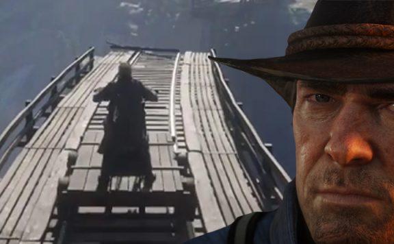Red Dead Redemption 2 Zug Arthur Titel3