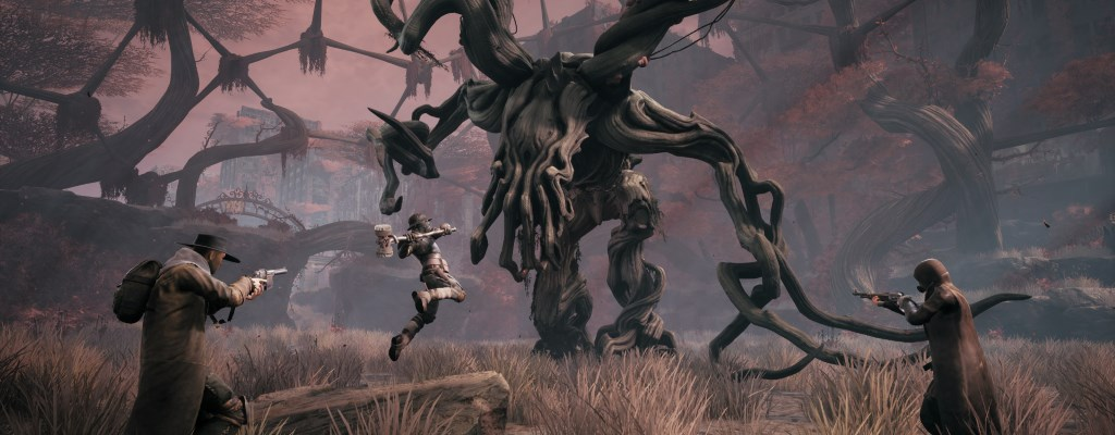 Düster und brutal: E3-Trailer zeigt Remnant: From the Ashes, einen Koop-Shooter