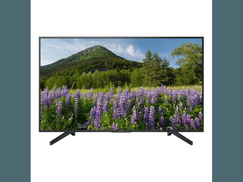 UHD-Fernseher Sony KD-65XF7005