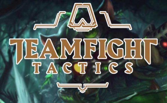 Sniper Teemo League of Legends LoL Titel Teamdight Tactics
