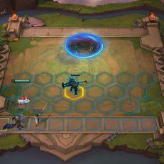Teamfight-Tactics-Spielfeld