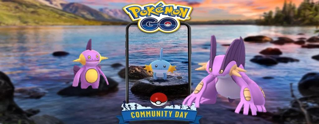 Pokémon GO: Community Day im Juli mit Hydropi und diesen Boni