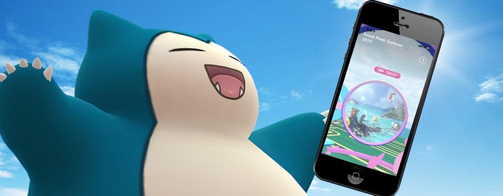 Pokémon GO zeigt 3 interessante Pokémon auf einem neuen Ladebildschirm